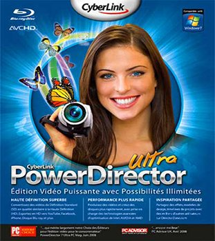 CYBERLINK POWERDIRECTOR 11 ULTRA 11.0.0.2812 (2013) РУССКИЙ