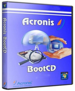 ACRONIS BOOTCD 2013 5 IN 1 (2013) РУССКИЙ