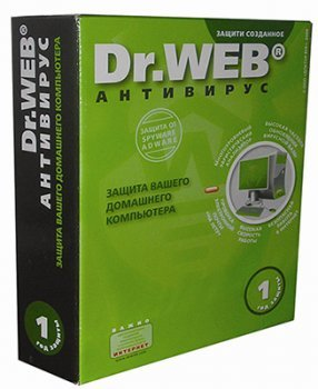 DR.WEB ANTI-VIRUS 8.0.8.04230 FINAL (2013) РУССКИЙ
