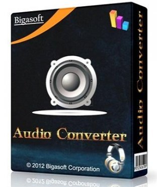 BIGASOFT AUDIO CONVERTER V3.7.42.4878 FINAL (2013) РУССКИЙ