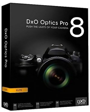 DXO OPTICS PRO V8.1.5 BUILD 294 ELITE REPACK BY KPOJIUK + PORTABLE (2013) РУССКИЙ