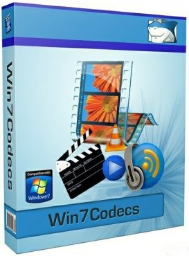 WIN7CODECS 4.1.3 + X64 COMPONENTS (2013) РУССКИЙ