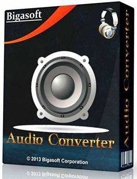 Bigasoft Audio Converter v3.7.44.4896 Final + Portable (2013) �������