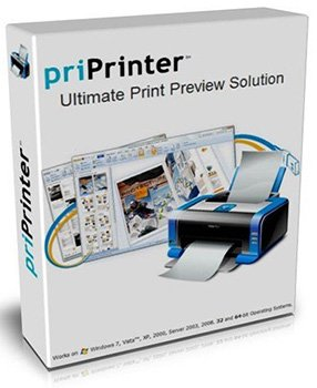 priPrinter Professional v5.6.0.2060 Final (2013) Русский
