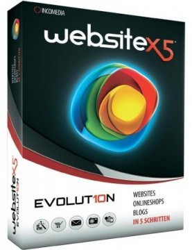 INCOMEDIA WEBSITE X5 EVOLUTION V10.0.6.31 FINAL (2013) РУССКИЙ