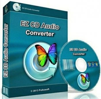 EZ CD Audio Converter v1.2.2.1 Final RePack & portable by KpoJIuK (2013) Русский