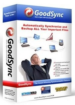 GoodSync Enterprise 9.5.4.4 Final + Portable (2013) �������