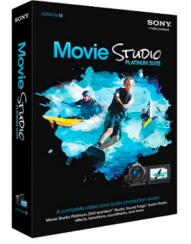 Sony Vegas Movie Studio Platinum Suite 12.0 Build 895 RePack by D!akov