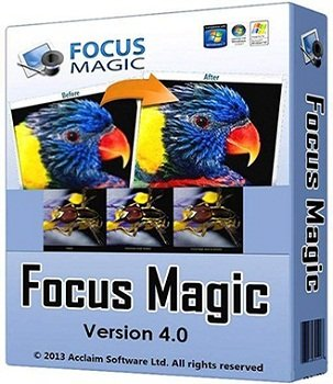 Focus Magic v4.01 Final + Portable (2013) Русский