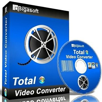 Bigasoft Total Video Converter v3.7.46.4937 Final (2013) Русский