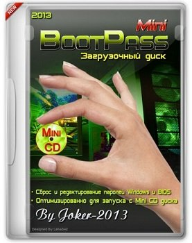 BootPass 3.8 Mini by Joker (2013) Русский