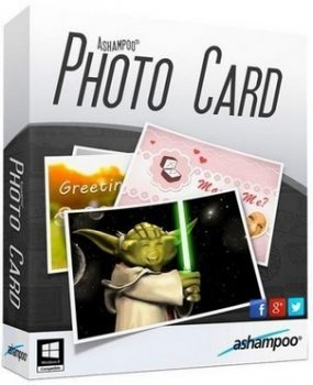 Ashampoo Photo Card 1.0.0 RePack by AlekseyPopovv (2013) Русский
