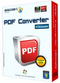 Aiseesoft PDF Converter Ultimate 3.1.10 (2013) Русский