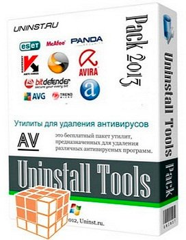 AV Uninstall Tools Pack 2013.10 (2013) Русский