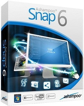 Ashampoo Snap 6.0.10 RePack & Portable by KpoJIuK (2013) Русский