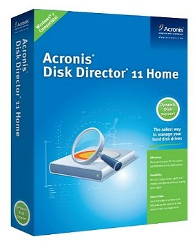 Acronis Disk Director Home 11.0.2343 Final RePack by D!akov (2013) Русский