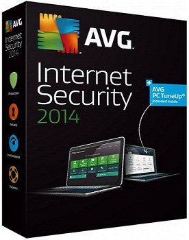 AVG Internet Security 2014 14.0 Build 4161 Final (2013) Русский