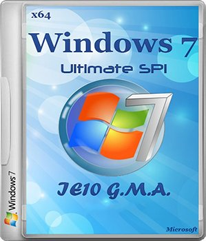 Windows 7 ultimate x64 SP1 IE11 G.M.A. 14.11.13 (2013) Русский