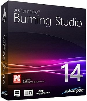 Ashampoo Burning Studio 14.0.0.31 Beta (2013) Русский