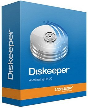 Diskeeper Professional 2012 16.0.1017.0 RePack by D!akov (2013) Русский