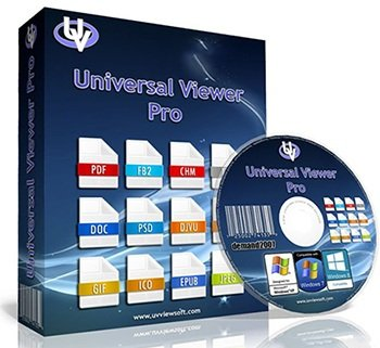 Universal Viewer Pro 6.5.6.1 + Portable (2013) Русский