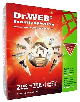 Dr.Web Security Space 9.0.0.11250 Final (2013) Русский