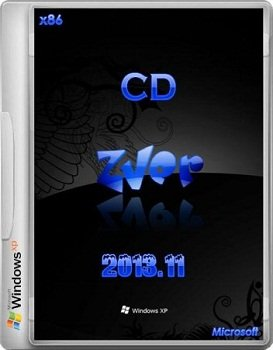 ZverCD v.2013.11 (х86) CD Official (2013) Русский
