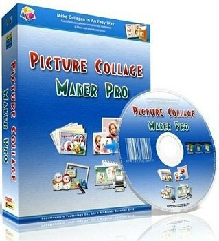 Picture Collage Maker Pro v4.0.1.3790 Final + Portable by Invictus (2013) Русский