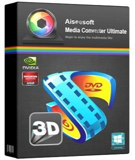 Aiseesoft Media Converter Ultimate v7.1.20.20881 Final (2013) Русский