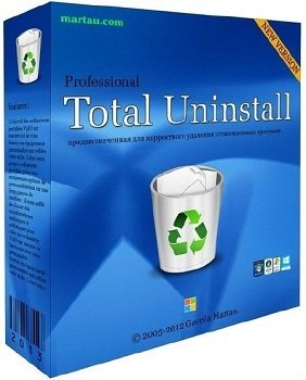 Total Uninstall Pro 6.3.4 RePack by KpoJIuK (2013) Русский
