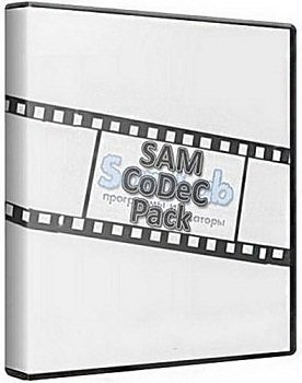 SAM CoDeC & DeCoDeR Pack v.5.36 (2013) Русский