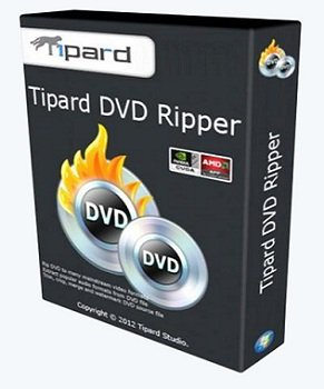 Tipard DVD Ripper 7.1.50 (2013) Русский