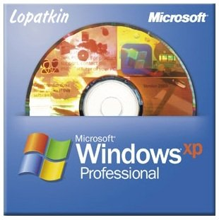 Windows XP Professional 32 bit SP3 VL RU SATA AHCI XII-XIII by Lopatkin (2014) Русский