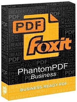 Foxit PhantomPDF Business 6.0.10.1213 RePack by D!akov (2013) Русский