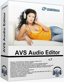 AVS Audio Editor 7.2.2.488 [Multi/Ru]