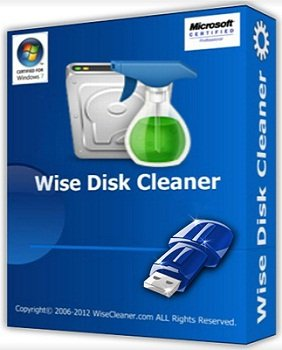 Wise Disk Cleaner 7.99 Build 570 + Portable (2014) Русский