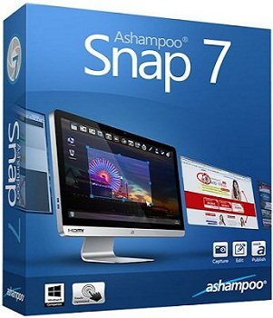 Ashampoo Snap 7.0.2 RePack (& portable) by KpoJIuK (2014) Русский
