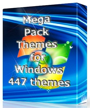 Mega Pack Themes 447 themes by UralSOFT (2014) �������