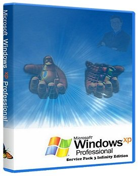 Windows XP �86 Professional sp.3 Infinity Edition (2014) �������