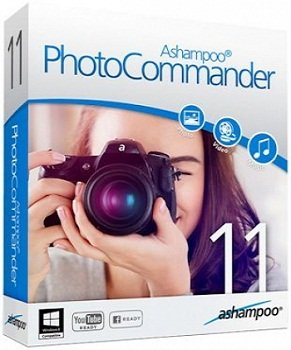 Ashampoo Photo Commander 11.1.0 RePack & Portable by KpoJIuK (2014) Русский