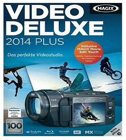 MAGIX Video Deluxe Plus 13.0.2.8 (2014) Русский