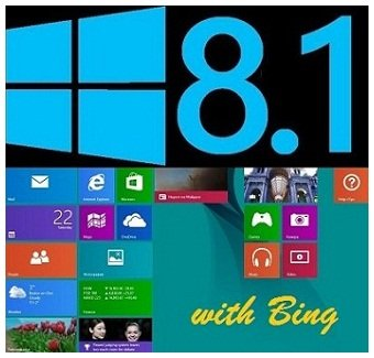 Windows 8.1 Connected Single Language 6.3.9600.17024.WINBLUE x86-X64 EN-RU Full by Lopatkin (2014) Русский