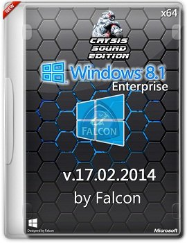 Windows 8.1 Enterprise (x64) by Falcon Crysis Sound Edition (2014) Русский