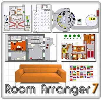 Room Arranger 7.4.1.324 (2014) Русский