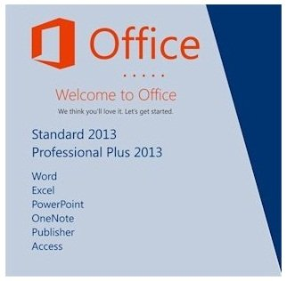 Оригинальные Microsoft Office 2013 Standard / Professional Plus SP1 VL 15.0.4569.1506 (2014) Украинский