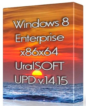 Windows 8.1 Enterprise x86 UralSOFT UPD v.14.15 (2014) Русский