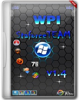 WPI StaforceTEAM v.1.4 x86-x64 (2014) �������