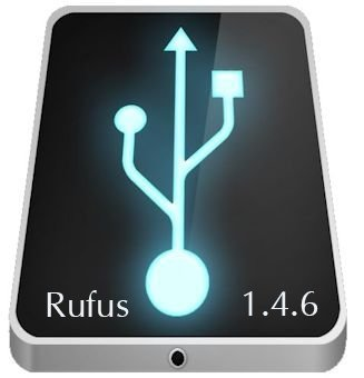 Rufus 1.4.6 Build 438 Beta Portable (2014) Русский
