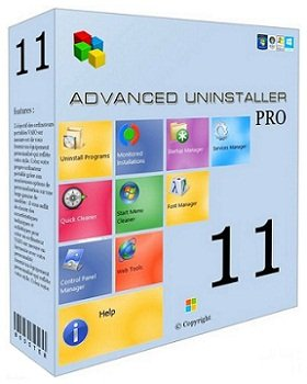 Advanced Uninstaller PRO 11.33 (2014) Английский