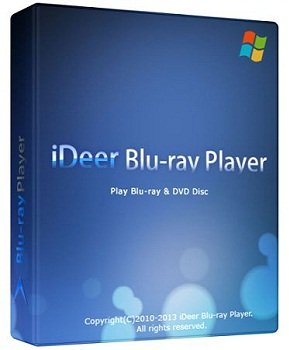 iDeer Blu-ray Player 1.5.1.1540 Final (2014) Русский